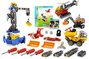 Набор LEGO 9206 Tech Machines Set