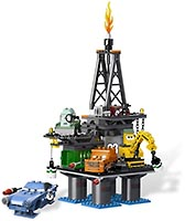 Набор LEGO Oil Rig Escape