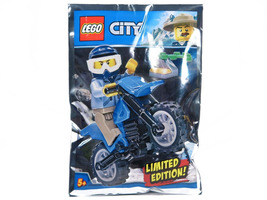 Набор LEGO 951808 Motorcycle and Rider