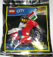 Набор LEGO 951909 Pizza Delivery Guy