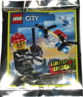 Набор LEGO 952002 Bobby Brenner with Extinguishing Drone