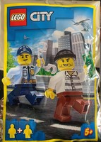 Набор LEGO 952016 Policeman and robber