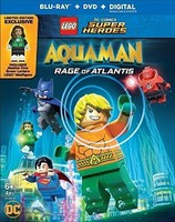 Набор LEGO AQUAMAN Aquaman Rage of Atlantis