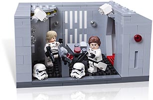 Набор LEGO CELEB2017 Detention Block Rescue