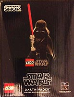 Набор LEGO GGSW002 Darth Vader Maquette (Gentle Giant)