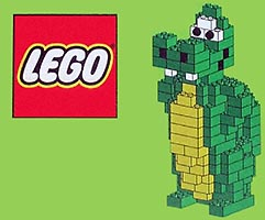 Набор LEGO Gator Boford P. Alligator (LEGO Store Building Event Exclusive)