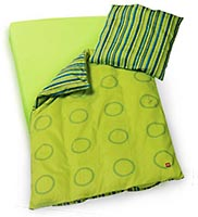 Набор LEGO K810010 Duplo 3-Piece Bedding Set Green - Baby