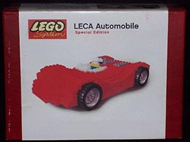 Набор LEGO LIT2005 LEGO Inside Tour (LIT) Exclusive 2005 Edition - LECA Automobile
