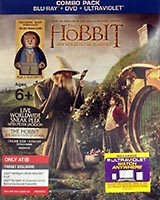 Набор LEGO LOTRDVDBD The Hobbit - An Unexpected Journey Blu-ray with Bilbo Baggins Minifigure