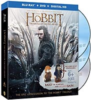 Набор LEGO LOTRDVDBD3 The Hobbit - The Battle of the Five Armies DVD/Blu-ray with 2 minifigs