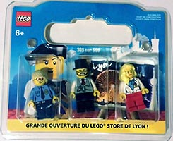 Набор LEGO Lyon LEGO Store Grand Opening Exclusive Set, Lyon, France