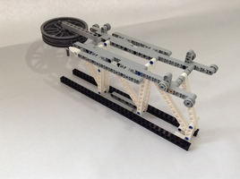 Набор LEGO MOC-10233 Motorized Ski Lift