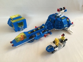 Набор LEGO MOC-10256 Cosmic Fleet Playset #1