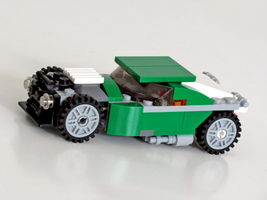 Набор LEGO MOC-10385 31056 Hot Rod
