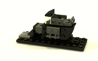 Набор LEGO MOC-10419 31054(?2) - Paving Team