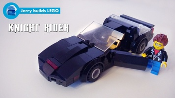Набор LEGO MOC-10549 KITT from Knight Rider