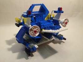 Набор LEGO MOC-10828 Cosmic Fleet Playset #2