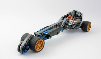 Набор LEGO MOC-11100 Speed Chaser