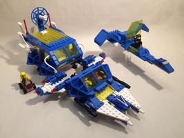 Набор LEGO MOC-11193 Cosmic Fleet Playset #3