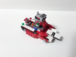 Набор LEGO MOC-11299 13+55 - Riverboat