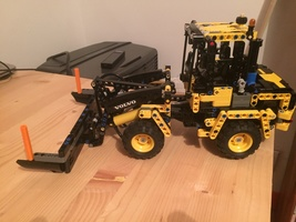 Набор LEGO MOC-11674 42053-B model snow scraper