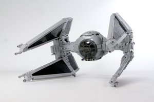 Набор LEGO MOC-11974 TIE Interceptor - Perfect Minifig Scale