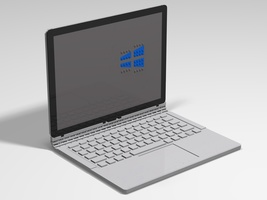 Набор LEGO MOC-12178 Microsoft Surface Book 2