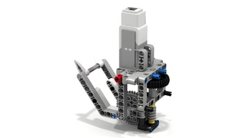 Набор LEGO MOC-12889 EV3 Lifter by Ted Bricks