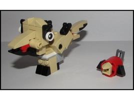 Набор LEGO 30542 Bird + fat nano