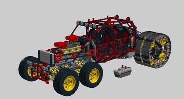 Набор LEGO MOC-13003 The Ultimate Vehicle V1