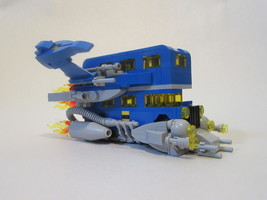 Набор LEGO MOC-13102 Classic Space London Bus 40220