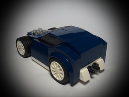 Набор LEGO MOC-13270 75885 Hot Rod