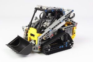 Набор LEGO MOC-13349 Compact Tracked Loader