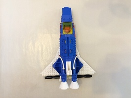 Набор LEGO MOC-13391 Cosmic Fleet Space Shuttle