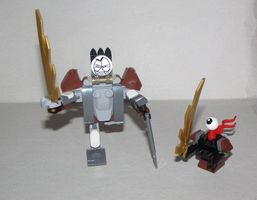 Набор LEGO 41559 Lord Grinx and his son