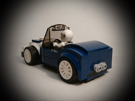 Набор LEGO MOC-13593 75885 Hot Rod 2