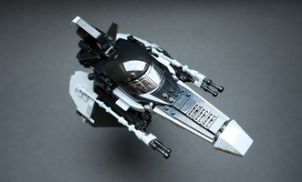 Набор LEGO MOC-13649 Jet Fighter