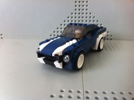 Набор LEGO MOC-13683 75885 1968 Ford Mustang Fastback