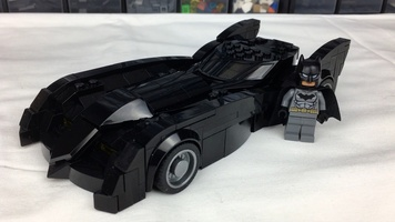 Набор LEGO MOC-13916 The New Batman Adventures Batmobile