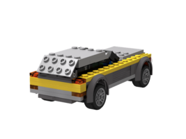 Набор LEGO MOC-13921 Mini Countryman