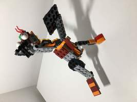 Набор LEGO MOC-15370 Spike the Chicken