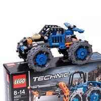 Набор LEGO MOC-15807 42071 Monster Buggy