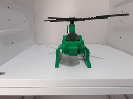 Набор LEGO MOC-15961 Kiddie Chopper- Green