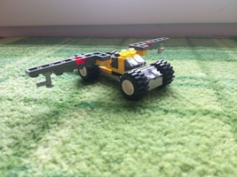 Набор LEGO MOC-16036 6742 E-Model Crop Sprayer