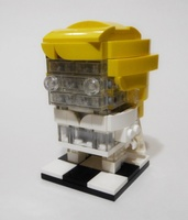 Набор LEGO MOC-17453 White Queen