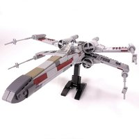 Набор LEGO MOC-18144 EXS-wing Starfighter - Minifig Scale