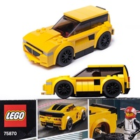 Набор LEGO MOC-18628 75870 Hot Hatchback