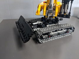 Набор LEGO MOC-20769 42006 Dozer Blade Attachment