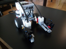 Набор LEGO MOC-21345 B3WARE THE WHEELERS