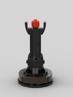 Набор LEGO MOC-21858 The Eye of Sauron Alternate Build 2